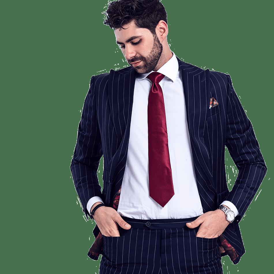 Costume sur mesure business